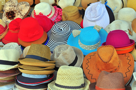 hat: Variety of hats in the market