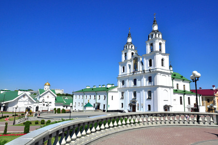 minsk: Minsk historical centre, Belarus