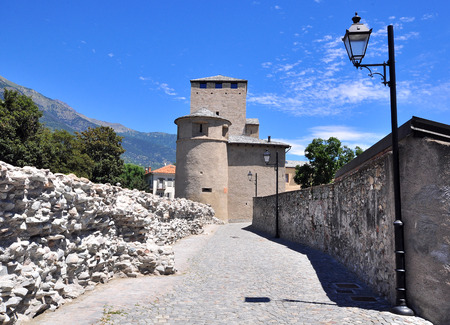 aosta: Ancient architecture of Aosta