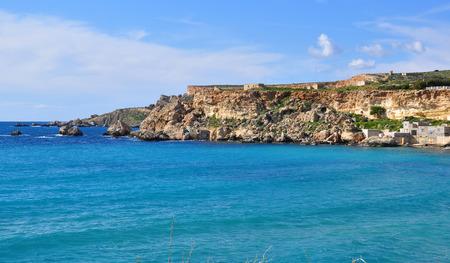 paisaje mediterraneo: Mediterranean landscape, Malta