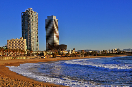 district: Barceloneta district, Barcelona, Spain