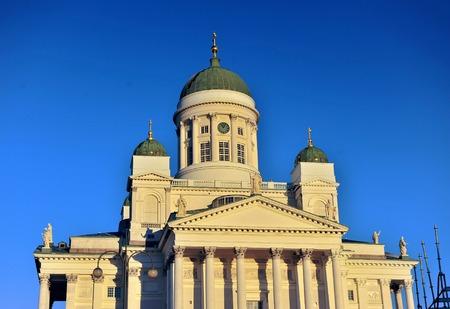 helsinki: Helsinki cathedral, Finland