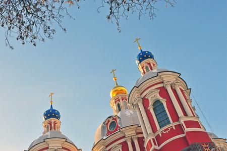 russian orthodox: Russian orthodox church, Moscow