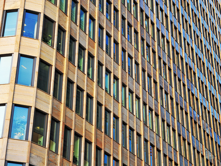 commercial real estate: Office building exterior
