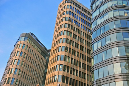 commercial real estate: Office buildings, Moscow