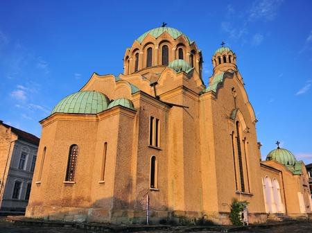 the ascension: Patriarchal orthodox Cathedral of Holy Ascension of God, Veliko Tarnovo, Bulgaria