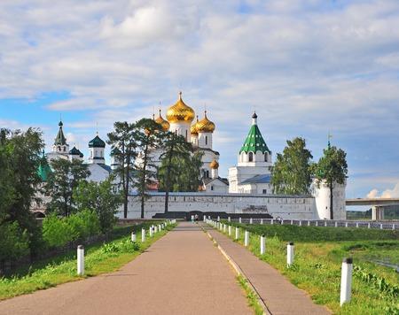 orthodox: Ipatiev orthodox monastery, Kostoma, Russia