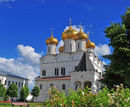 russian orthodox: Russian orthodox church, Ipatiev monastery, Russia