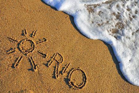 janeiro: Rio de Janeiro beach Stock Photo