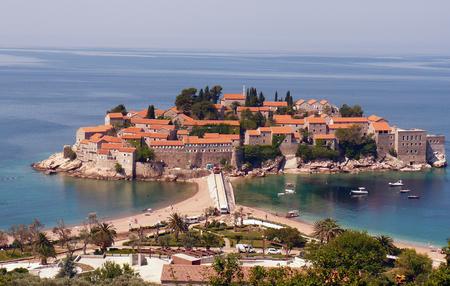 saint: Saint Stefan island, Montenegro