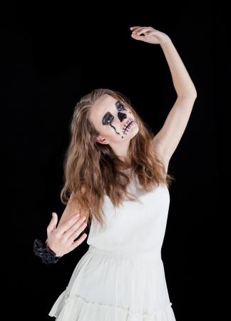Halloween: Horror scéna Mrtvá nevěsta stojí