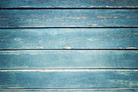 grunge retro blue vintage wooden texture