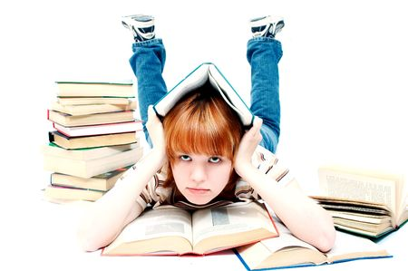 student girl Stock Photo - 339120