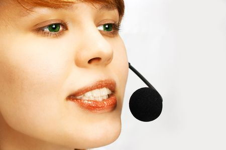 telephonist: girl operator