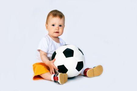 portraiture: soccer player