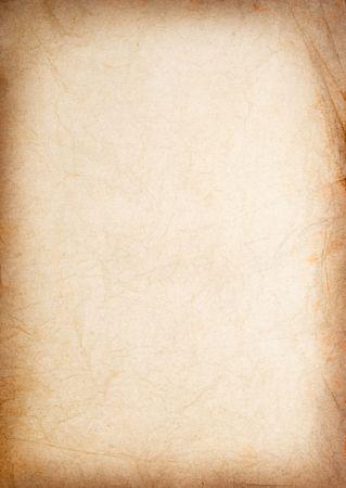 Ancien arri�re-plan de papier