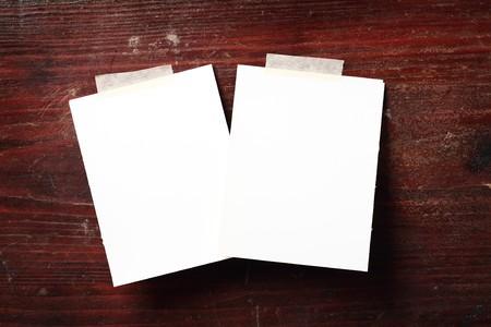 załączyć: Papier fotograficzny doÅ'Ä…czyć do starego tÅ'a drewniane