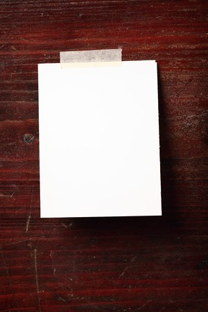 załączyć: Photo Paper dołączyć do starych drewnianych tle