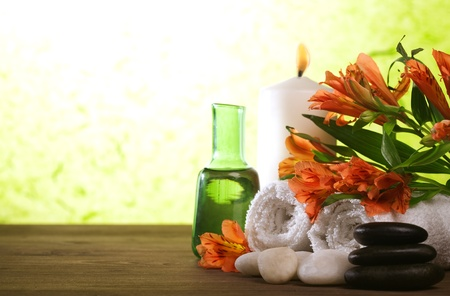 spa therapy: SPA background
