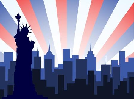New York City Vector Vector