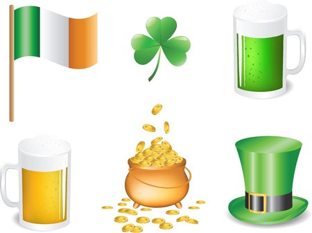 St Patrick Stock Vector - 12423823