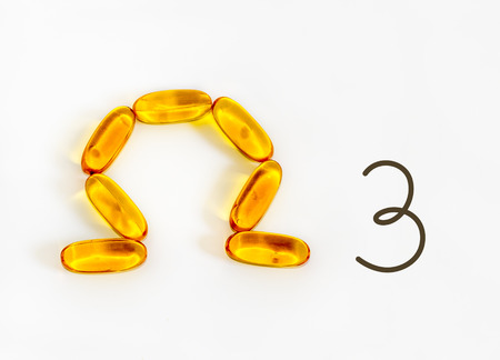 Omega-3 fatty acid symbol