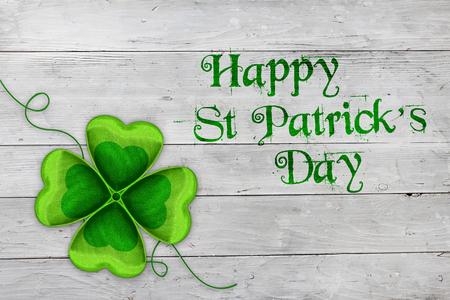saint paddy's: Happy Saint Patricks Day Stock Photo