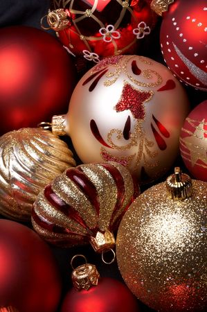 christmas balls  Stock Photo - 5956097