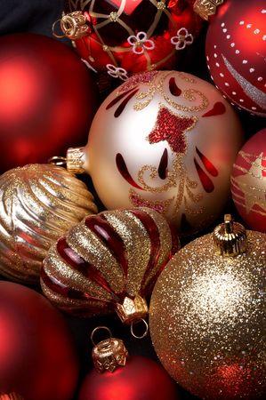 christmas balls Stock Photo - 5956097