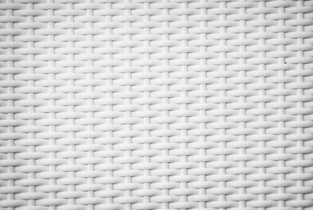 A white woven texture backgroundv Standard-Bild