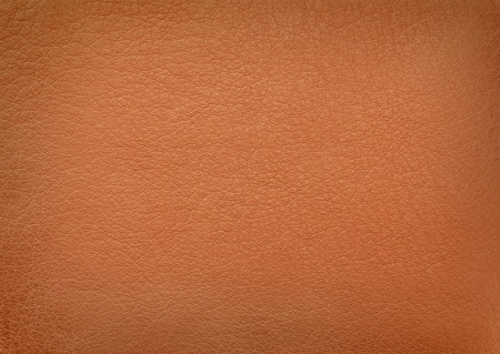 cowhide: brown leather, texture background, material Stock Photo
