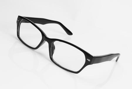 glasses isolated on white background Stock Photo - 11723963