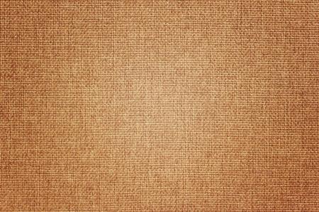黄麻布の自然な背景、クローズ アップ