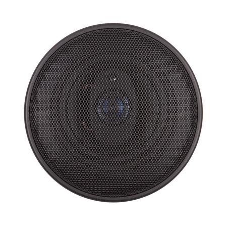 PARLANTE: Orador aisladas sobre fondo blanco