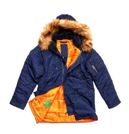 Jacket isolated on white background 写真素材