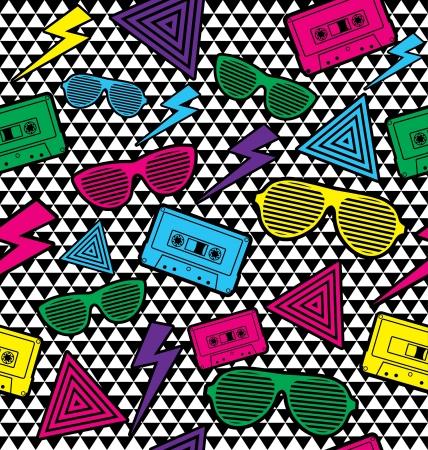 baile hip hop: Patr�n New Rave.