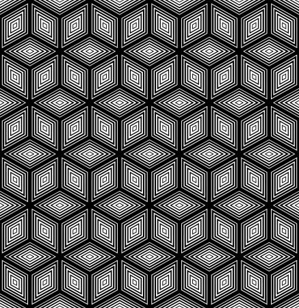 repetition row: Illusion Box Illustration
