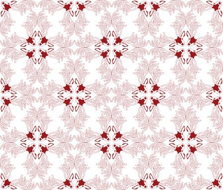 Deer Pattern02 Vector