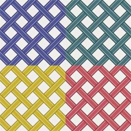 stripe pattern: Motivo a strisce Vettoriali