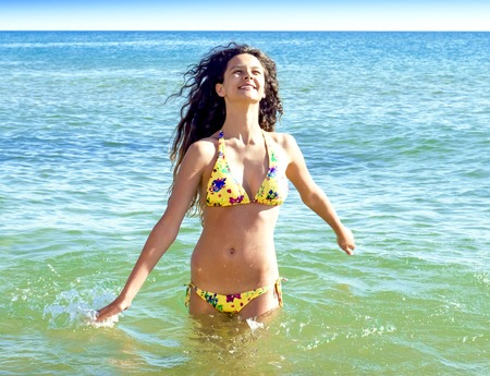 skinny teen bikini
