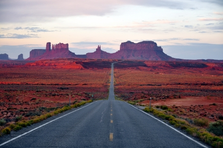 Monument Valley Arizona Stock Photo - 18648708