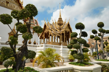 Grand Palace in Bangkok Thailand photo