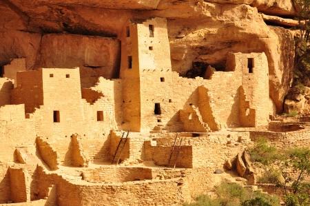 mesa: Cliff Palace Mesa Verde USA