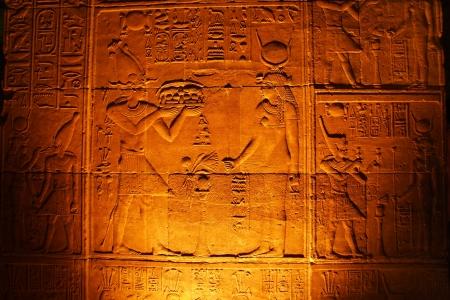scribes: Scena egiziana antica e sceneggiatura