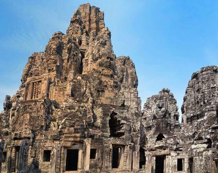 bayon: Bayon Angkor Wat Cambodia