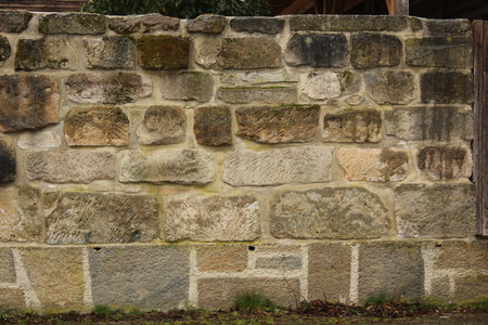 sidewall: Stone, structure for image composition