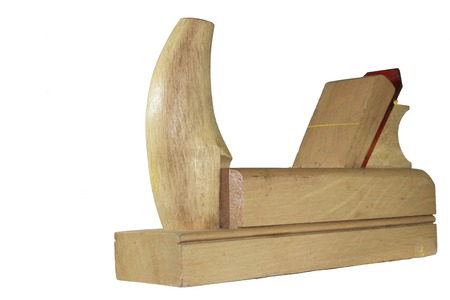 Wood planing tool to customize and beautify wood