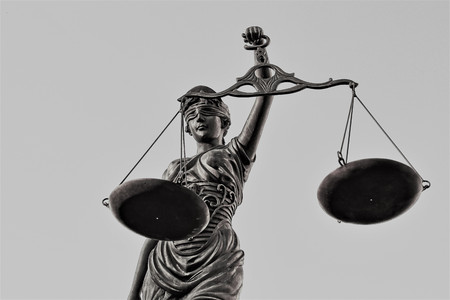 justitia: Justitia is a personification of justice