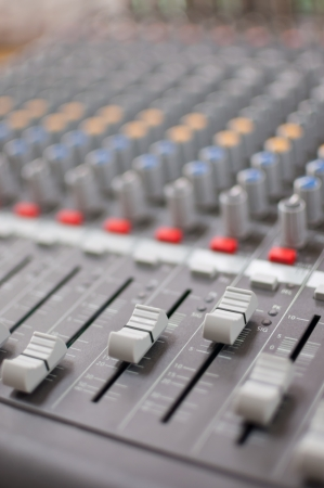 melodic: This mixer is used to mix the melodic music