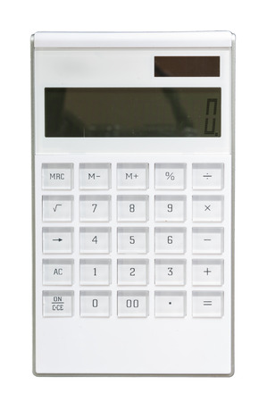 Calculator modern style designed for a new era photo